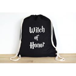 Harry Potter Witch of Honor - Rucksack ODER Jutebeutel