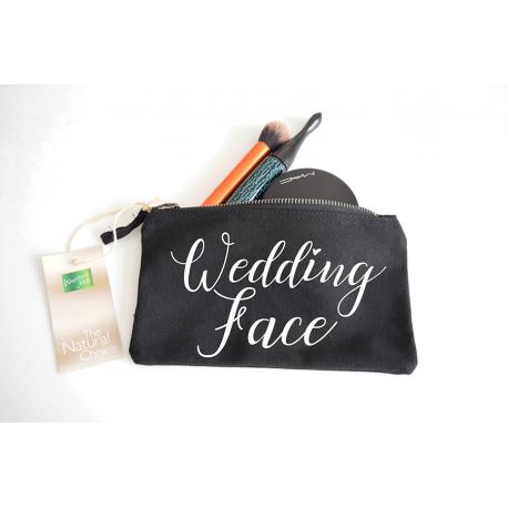Kosmetiktasche - Wedding Face