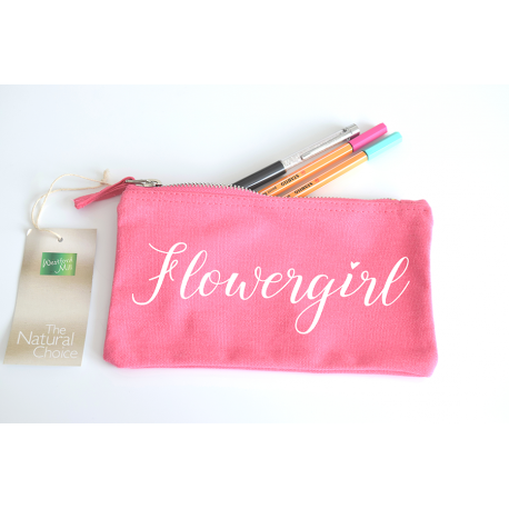 Beauty Bag - Flowergirl