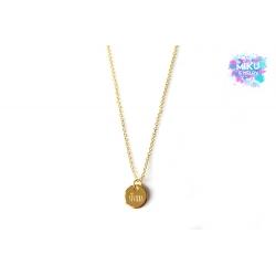 Sisters Gold Halskette