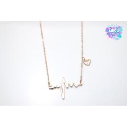 Halskette Herschlag Rosegold