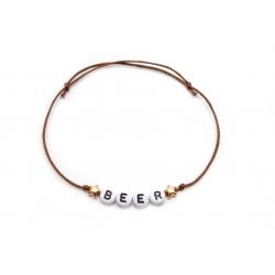 Armband Wunschname/Wort rosegold vergoldete Sterne