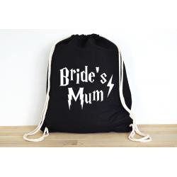 Harry Potter Bride's Mum - Rucksack ODER Jutebeutel