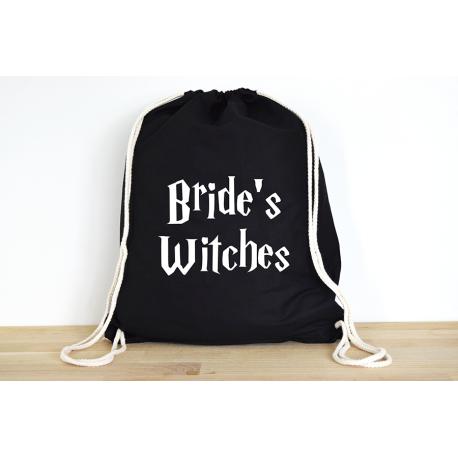 Harry Potter Bride's Witches- Rucksack ODER Jutebeutel